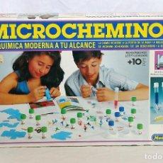 Juegos de mesa: MICROCHEMINOVA. Lote 195324061