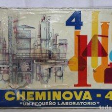 Juegos de mesa: CHEMINOVA 4. Lote 195324697