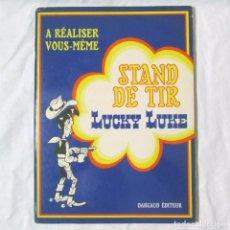 Juegos de mesa: JUEGO LUCKY LUKE, STAND DE TIR, EN FRANCÉS. Lote 195332746