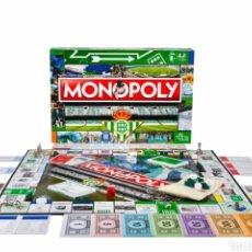 Juegos de mesa: JUEGO DE MESA MONOPOLY REAL BETIS BALOMPIE NUEVO. Lote 195362663