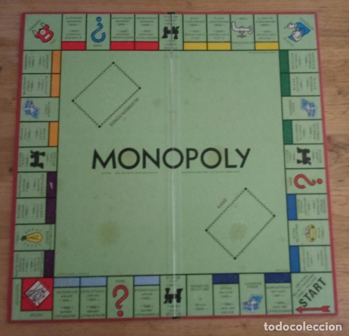 Juegos de mesa: MONOPOLY - CLIPPER GAMES TOYS B.V. - PARKER BROTHERS USA - VER DESCRIPCIÓN - Foto 2 - 195368585