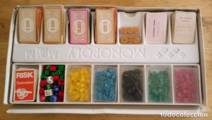 Juegos de mesa: MONOPOLY - CLIPPER GAMES TOYS B.V. - PARKER BROTHERS USA - VER DESCRIPCIÓN - Foto 9 - 195368585