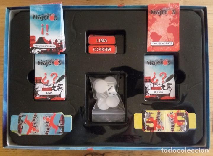 Juegos de mesa: CALLEJEROS VIAJEROS - CUATRO - FALOMIR JUEGOS - COMPLETO - Foto 2 - 195370885