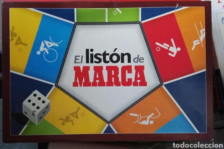 EL LISTÓN DE MARCA JUEGO DE MESA PREGUNTAS (Juguetes - Juegos - Juegos de Mesa)