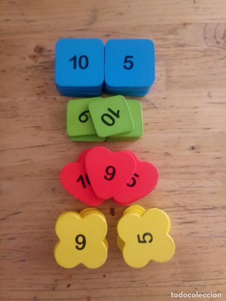 Juegos de mesa: FORMAS Y NÚMEROS - CASTILLO - EDITORIAL ARCADA - Foto 2 - 195384275