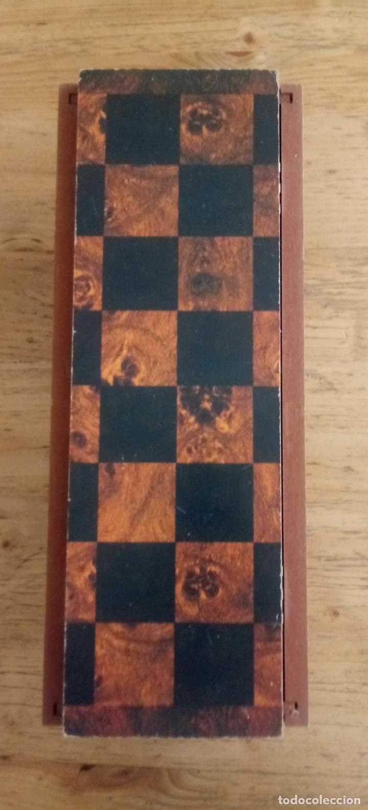 Juegos de mesa: CAJA RESERVA 15 AÑOS J&B - BACKGAMMON - SIN BOTELLA - 29 x 11 CMS - Foto 5 - 195385190
