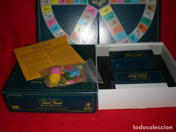 Juegos de mesa: Trivial Pursuit año 1989 Edición Genus - Foto 2 - 195389117