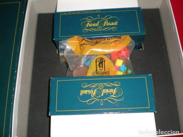 Juegos de mesa: Trivial Pursuit año 1989 Edición Genus - Foto 3 - 195389117