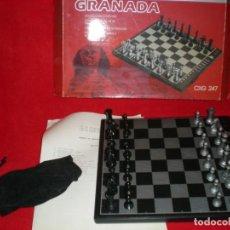 Juegos de mesa: AJEDREZ ELECTRÓNICO SPHINX GRANADA CXG 247. Lote 195389318