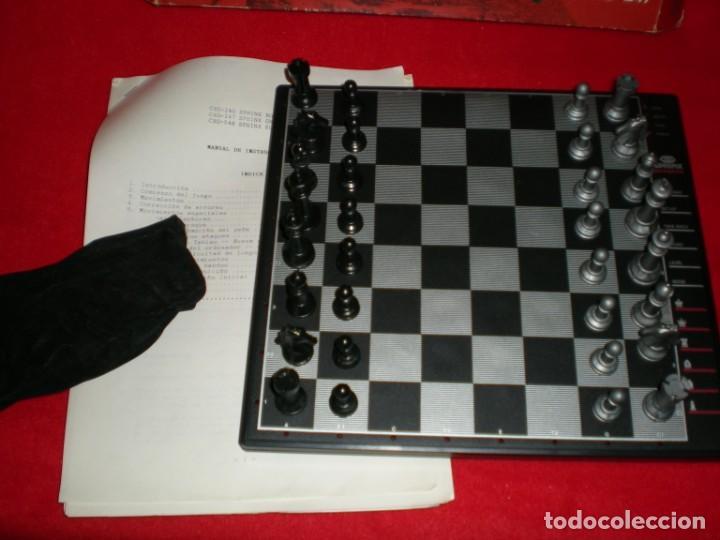 Juegos de mesa: Ajedrez electrónico Sphinx Granada Cxg 247 - Foto 2 - 195389318