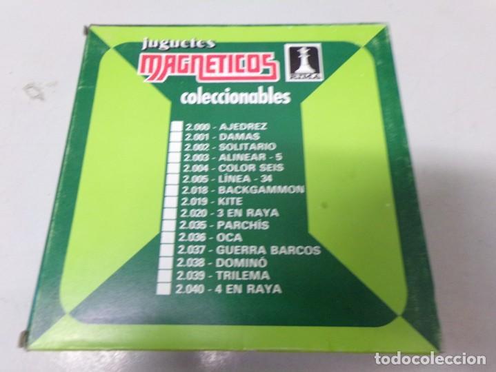 Juegos de mesa: juguetes magneticos rima ALINEAR - Foto 2 - 195392615