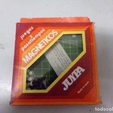 Juegos de mesa: JUEGOS Y PASATIEMPOS MAGNETICOS JUYPA. Lote 195393892