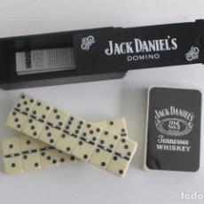 Juegos de mesa: CARTAS Y DOMINO JACK DANIEL'S. Lote 195400663