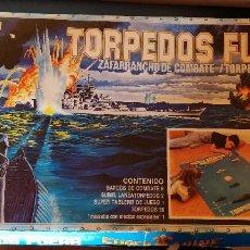 Juegos de mesa: ANTIGUO JUEGO TORPEDOS FUERA FALOMIR REF 13000. Lote 195403628