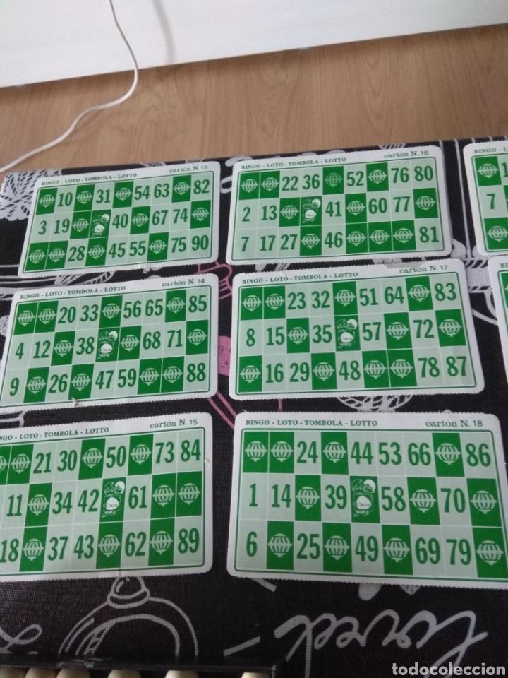 Juegos de mesa: LEER ANUNCIO Repuestos para bingo marca chicos años 80 - Foto 2 - 195409095