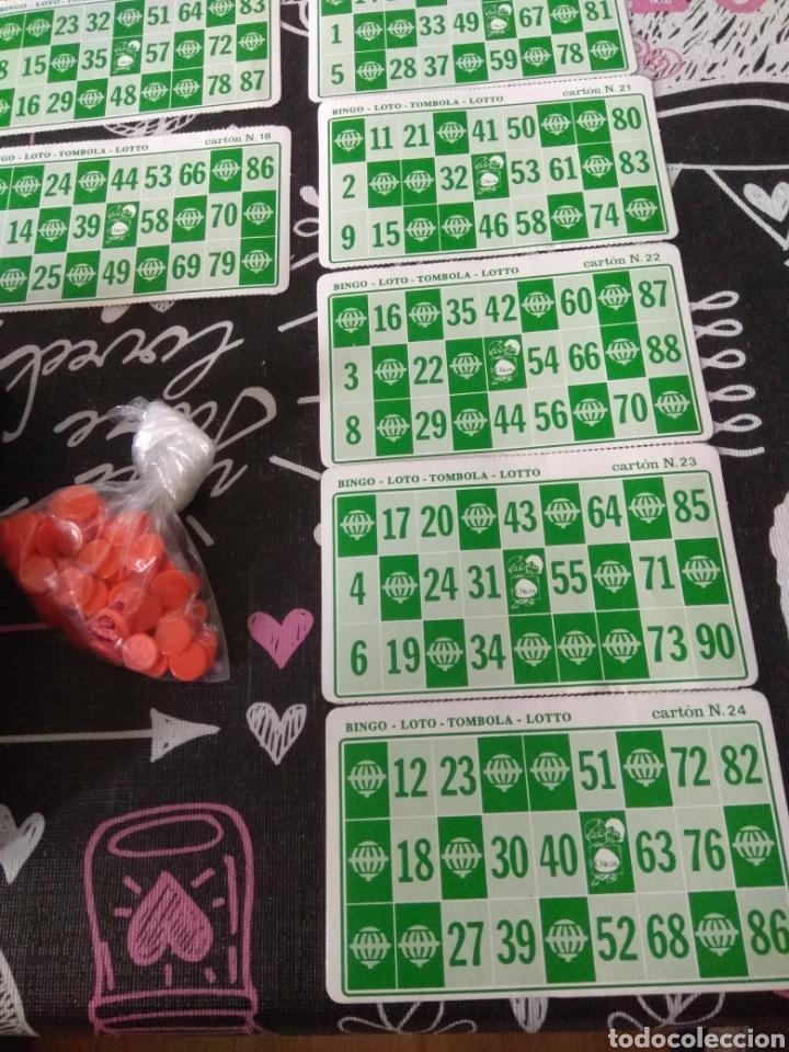 Juegos de mesa: LEER ANUNCIO Repuestos para bingo marca chicos años 80 - Foto 4 - 195409095