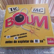 Juegos de mesa: JUEGO DE MESA TIC TAC BOUM. Lote 195423792