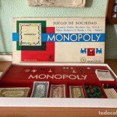 Juegos de mesa: MONOPOLY EDICIÓN BARCELONA - 1962. Lote 195448580