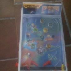 Juegos de mesa: PINBALL GAME STAR ADVENTURE ELESTRONIC COUNTER . Lote 195452108