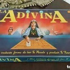Juegos de mesa: RAREZA UNICA COLECCIONISTAS ANTIGUO JUEGO DE MESA AÑOS 70 80 MARCA FALOMIR LA ADIVINA. Lote 195466508