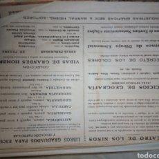 Juegos de mesa: TEATRO DE LOS NIÑOS. Lote 195469872