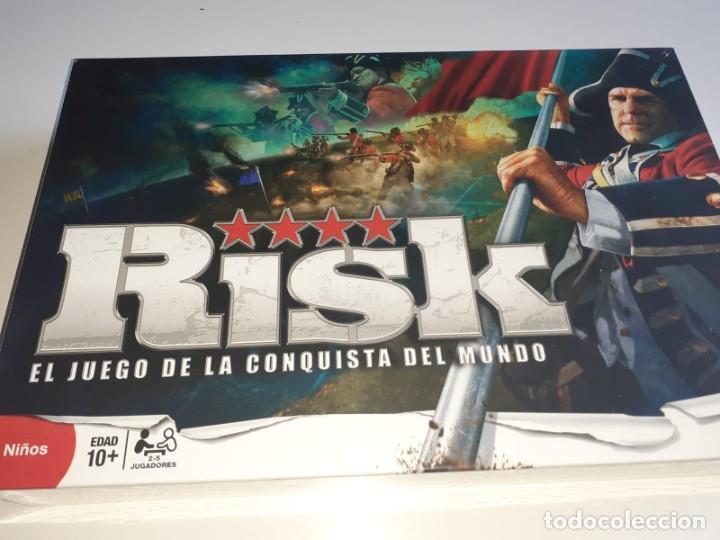 RISK HASBRO 2015 ¡SIN ESTRENAR! (Juguetes - Juegos - Juegos de Mesa)