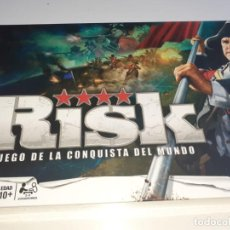 Juegos de mesa: RISK HASBRO 2015 ¡SIN ESTRENAR!. Lote 195470182