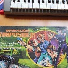 Juegos de mesa: JUEGO DE ESTRATEGIA MISIÓN IMPOSIBLE. Lote 195473588