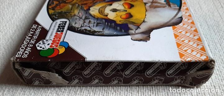 Juegos de mesa: Antiguo juego de mesa El tesoro del pirata de Feber - Foto 4 - 195505111