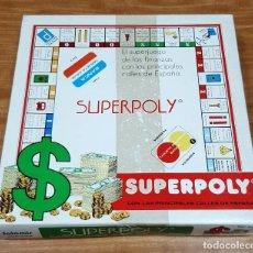 Juegos de mesa: ANTIGUO JUEGO DE MASA SUERPOLY SUPER POLY DE FALOMIR. Lote 195509375