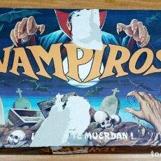 Juegos de mesa: ANTIGUO JUEGO DE MESA VAMPIROS DE FALOMIR. Lote 195510230