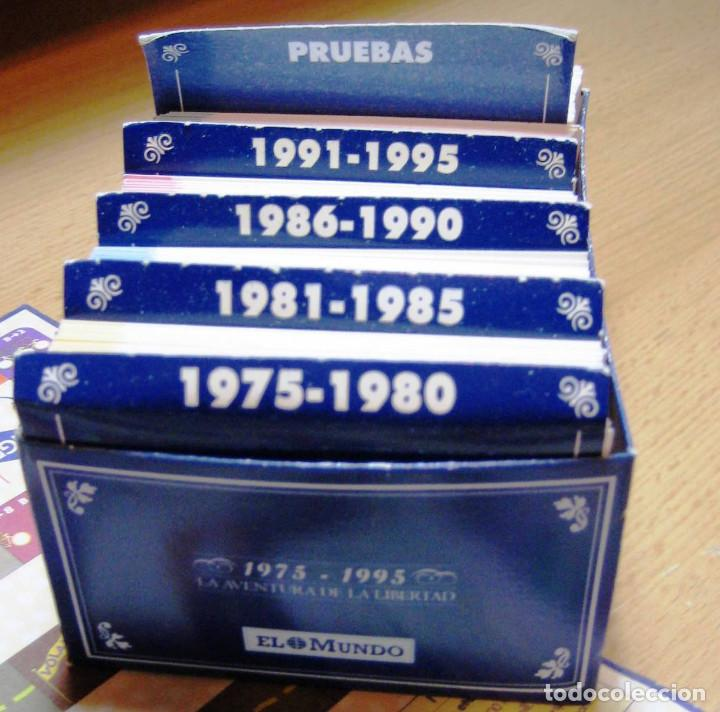 Juegos de mesa: SUPERTEST- LA AVENTURA DE LA LIBERTAD- EL MUNDO - 1975 1995 - Foto 2 - 75755331