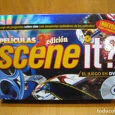 Juegos de mesa: ANTIGUO JUEGO DE MESA. SCENIT DE MATTEL 2007. Lote 196345265