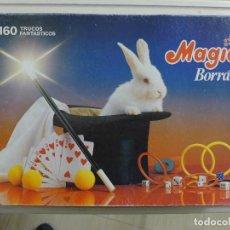 Juegos de mesa: MAGIA BORRAS 160 TRUCOS. Lote 235131105