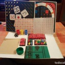 Juegos de mesa: ANTIGUO LOTE PERTENECE A JUEGOS REUNIDOS GEYPER NUMERO 50 VENDERIA ELEMENTOS SUELTOS VER FOTOS. Lote 196811172