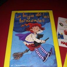 Juegos de mesa: JUEGO LA BRUJA DE LAS TORMENTAS. HABA . FABRICADO EN ALEMANIA 2006.. Lote 230401535