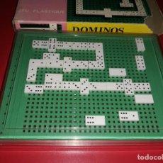 Juegos de mesa: DOMINOS POUR LE VOYAGE. VINTAGE. AÑOS 70.COMPLETO CON SU CAJA. Lote 197214661