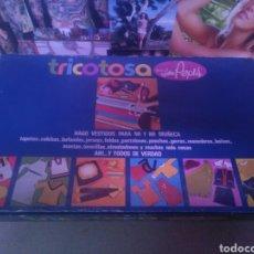Juegos de mesa: TRICOTOSA DE LA SEÑORITA PEPIS.. Lote 197232518