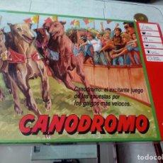Giochi da tavolo: JUEGO CANÓDROMO (CARRERAS DE GALGOS), NUEVO, PRECINTADO, AÑO 89, MATTEL . Lote 197385678