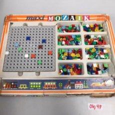 Juegos de mesa: MAXI MOZAIK. Lote 197421895
