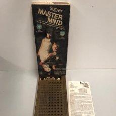 Juegos de mesa: SUPER MASTER MIND. Lote 197565950