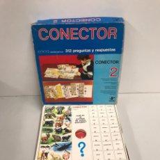 Juegos de mesa: CONECTOR. Lote 197566411