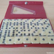 Juegos de mesa: PRECINTADO. DOMINO. DOMINOES DOUBLE SIX. NUEVO. Lote 197835683