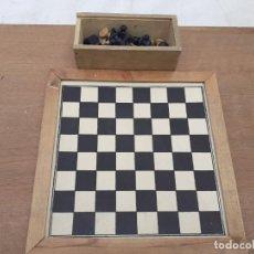 Juegos de mesa: AJEDREZ ANTIGUO. Lote 198183341