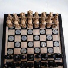 Juegos de mesa: AJEDREZ ORIENTAL. 22 X 22 CM.. Lote 198220896