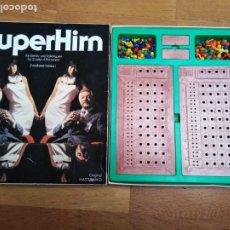 Juegos de mesa: JUEGO MASTERMIND SUPERHIRM. Lote 198345258