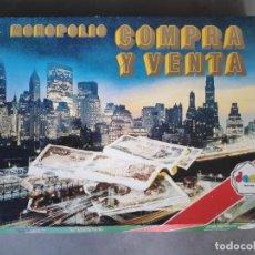 Jeux de table: MONOPOLIO COMPRA Y VENTA DE DANI. Lote 215453073