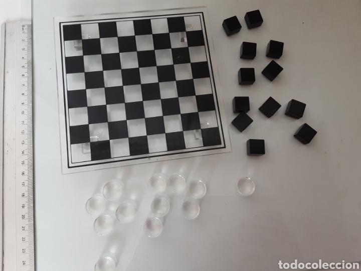Juegos de mesa: Juego damas metacrilato - Foto 2 - 198788222