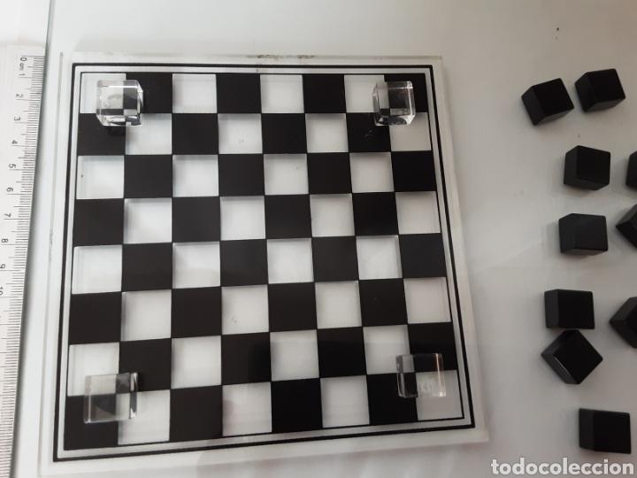 Juegos de mesa: Juego damas metacrilato - Foto 4 - 198788222
