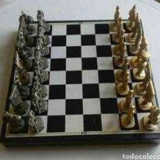 Juegos de mesa: AJEDREZ SEVILLA FÚTBOL CLUB ( COMPLETO ). Lote 199037576